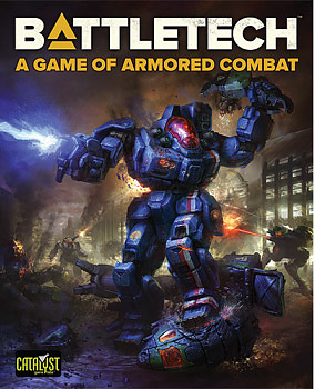 Einfach und sicher online bestellen: BattleTech Game of Armored Combat in Österreich kaufen.