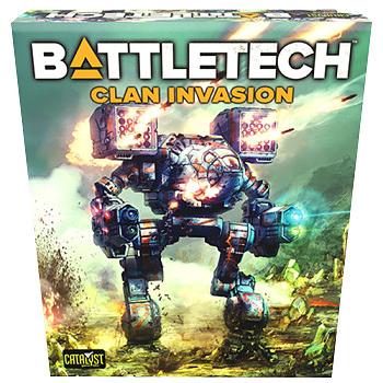 Einfach und sicher online bestellen: BattleTech Technical Readout Clan Invasion in Österreich kaufen.
