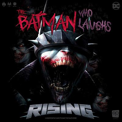 Einfach und sicher online bestellen: The Batman Who Laughs Rising (Englisch) in Österreich kaufen.
