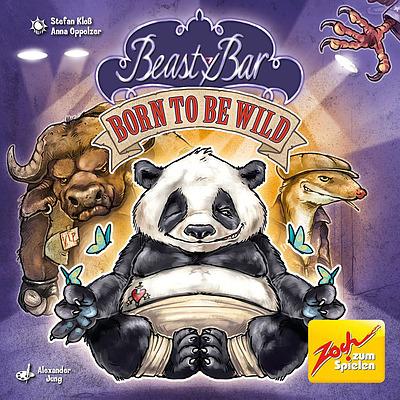 Einfach und sicher online bestellen: Beasty Bar - Born to be Wild in Österreich kaufen.