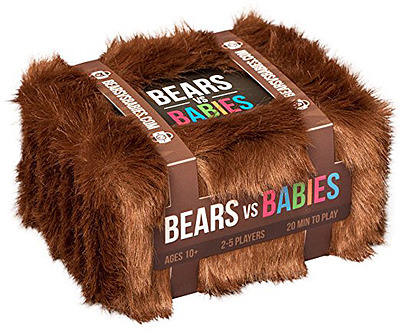 Einfach und sicher online bestellen: Bears vs Babies in Österreich kaufen.