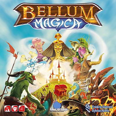 Einfach und sicher online bestellen: Bellum Magica in Österreich kaufen.