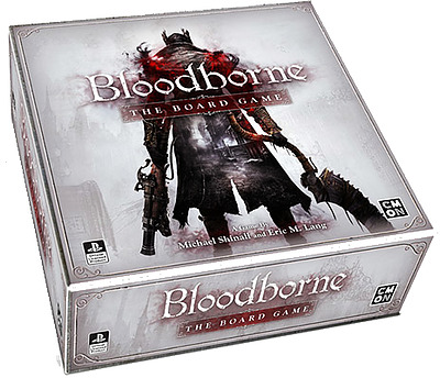 Einfach und sicher online bestellen: Bloodborne - Das Brettspiel in Österreich kaufen.