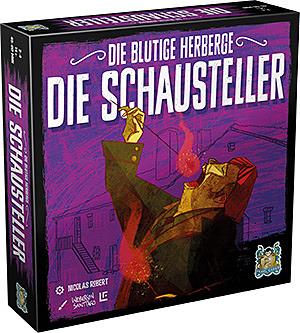 Einfach und sicher online bestellen: Die Blutige Herberge - Die Schausteller in Österreich kaufen.