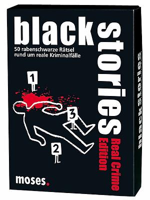 Einfach und sicher online bestellen: Black Stories: Real Crime Edition in Österreich kaufen.