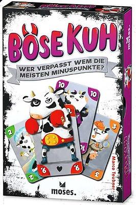 Einfach und sicher online bestellen: Böse Kuh in Österreich kaufen.
