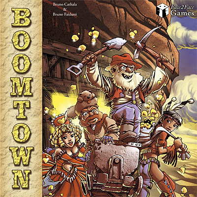 Einfach und sicher online bestellen: Boomtown in Österreich kaufen.