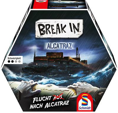Einfach und sicher online bestellen: Break In: Alcatraz in Österreich kaufen.