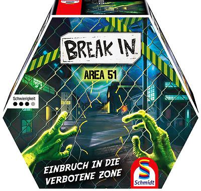 Einfach und sicher online bestellen: Break In: Area 51 in Österreich kaufen.