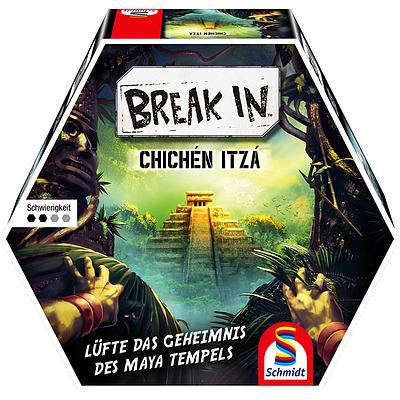 Einfach und sicher online bestellen: Break In: Chichén Itza in Österreich kaufen.