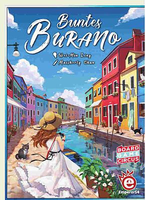Einfach und sicher online bestellen: Buntes Burano in Österreich kaufen.