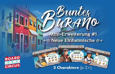 Einfach und sicher online bestellen: Buntes Burano - Neue Einheimische in Österreich kaufen.