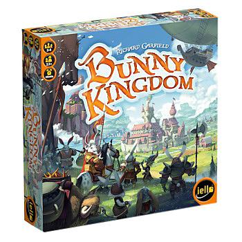 Einfach und sicher online bestellen: Bunny Kingdom in Österreich kaufen.