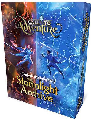 Einfach und sicher online bestellen: Call to Adventure: The Stormlight Archive (EV) in Österreich kaufen.