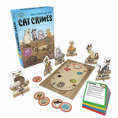 Einfach und sicher online bestellen: Cat Crimes in Österreich kaufen.
