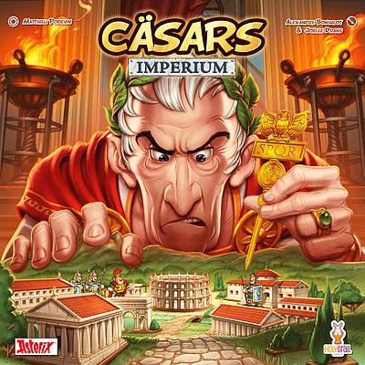 Einfach und sicher online bestellen: Cäsars Imperium in Österreich kaufen.