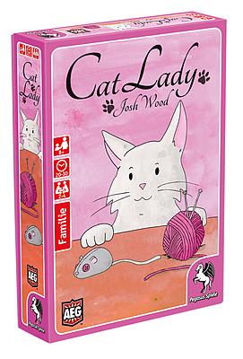 Einfach und sicher online bestellen: Cat Lady in Österreich kaufen.