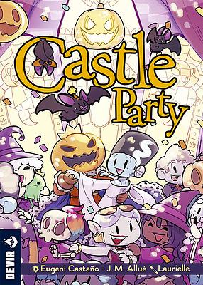 Einfach und sicher online bestellen: Castle Party (Englisch) in Österreich kaufen.