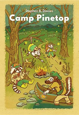 Einfach und sicher online bestellen: Camp Pinetop (Englisch) in Österreich kaufen.