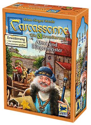 Einfach und sicher online bestellen: Carcassonne: Abtei und Bürgermeister in Österreich kaufen.