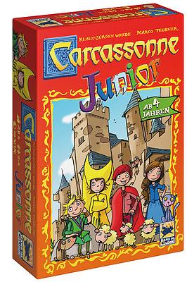 Einfach und sicher online bestellen: Carcassonne: Junior in Österreich kaufen.