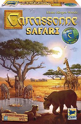 Einfach und sicher online bestellen: Carcassonne: Safari in Österreich kaufen.