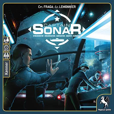 Einfach und sicher online bestellen: Captain Sonar in Österreich kaufen.