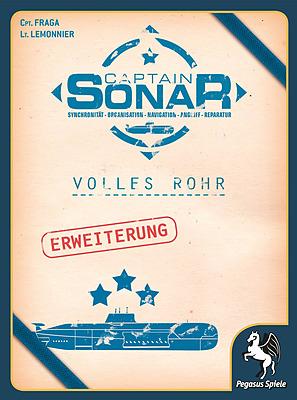 Einfach und sicher online bestellen: Captain Sonar - Volles Rohr in Österreich kaufen.