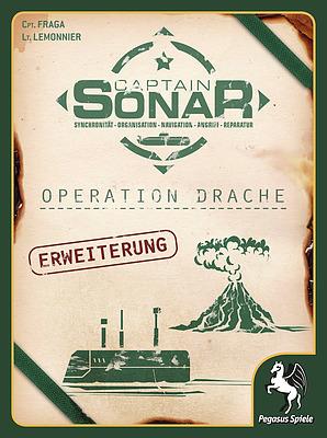 Einfach und sicher online bestellen: Captain Sonar - Operation Drache in Österreich kaufen.