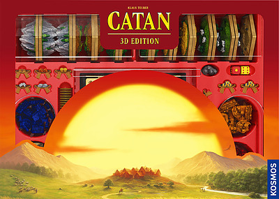 Einfach und sicher online bestellen: Catan 3D Edition in Österreich kaufen.