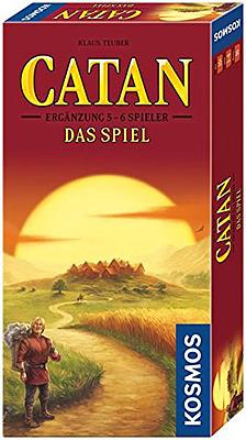 Einfach und sicher online bestellen: Catan: Siedler 5-6 Spieler (Neu) in Österreich kaufen.