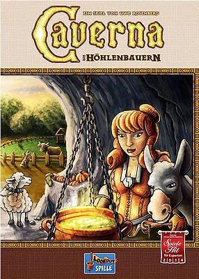 Einfach und sicher online bestellen: Caverna - Die Höhlenbauern in Österreich kaufen.