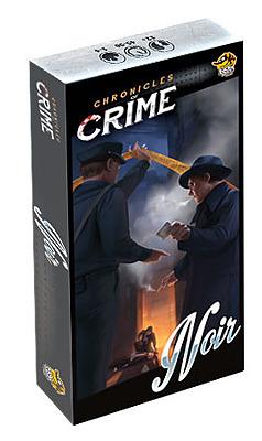 Einfach und sicher online bestellen: Chronicles of Crime - Noir in Österreich kaufen.