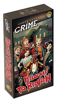 Einfach und sicher online bestellen: Chronicles of Crime - Willkommen in Redview in Österreich kaufen.