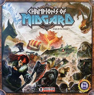 Einfach und sicher online bestellen: Champions of Midgard in Österreich kaufen.