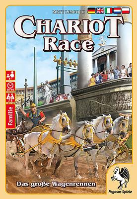 Einfach und sicher online bestellen: Chariot Race - Das große Wagenrennen in Österreich kaufen.