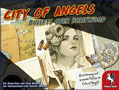 Einfach und sicher online bestellen: City of Angels: Bullets over Hollywood in Österreich kaufen.