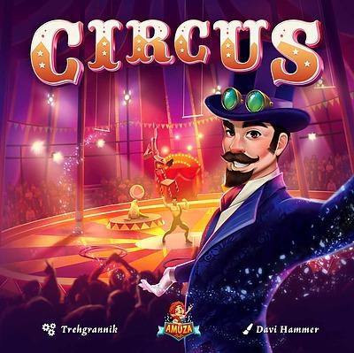 Einfach und sicher online bestellen: Circus in Österreich kaufen.