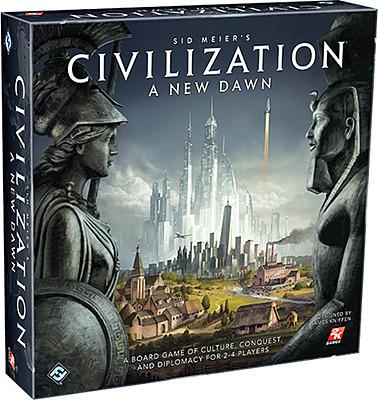 Einfach und sicher online bestellen: Civilization: A New Dawn in Österreich kaufen.