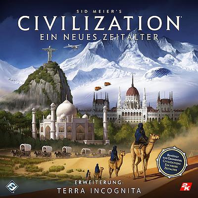 Einfach und sicher online bestellen: Civilization Ein neues Zeitalter - Terra Incognita in Österreich kaufen.