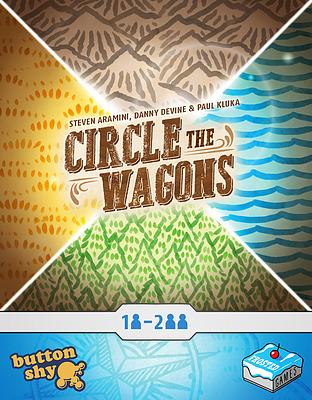 Einfach und sicher online bestellen: Circle the Wagons in Österreich kaufen.