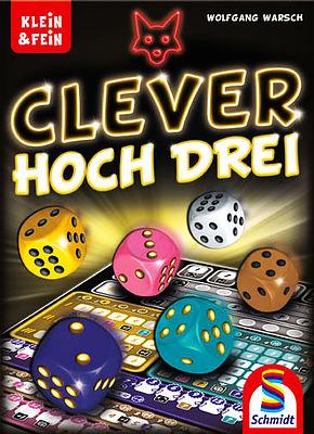 Einfach und sicher online bestellen: Clever hoch Drei in Österreich kaufen.