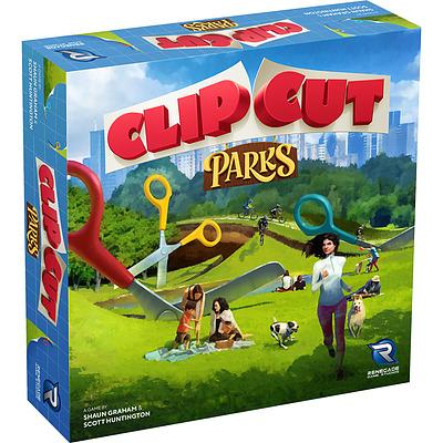 Einfach und sicher online bestellen: ClipCut Parks (Englisch) in Österreich kaufen.