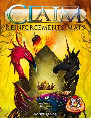 Einfach und sicher online bestellen: Claim Reinforcements : Maps (Englisch) in Österreich kaufen.