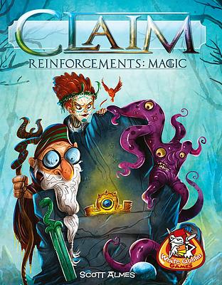 Einfach und sicher online bestellen: Claim Reinforcements : Magic (Englisch) in Österreich kaufen.