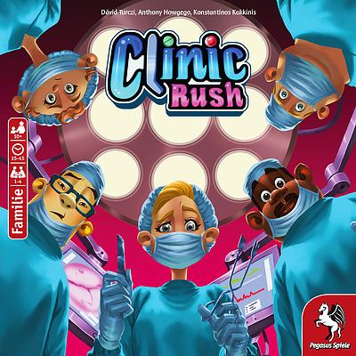 Einfach und sicher online bestellen: Clinic Rush in Österreich kaufen.