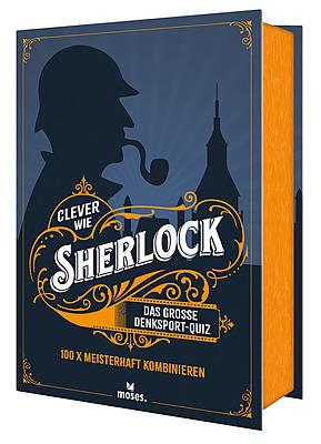 Einfach und sicher online bestellen: Clever wie Sherlock in Österreich kaufen.