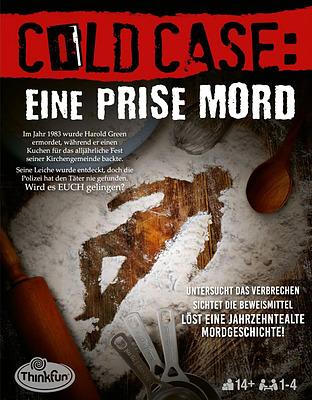 Einfach und sicher online bestellen: ColdCase - Harold Green in Österreich kaufen.
