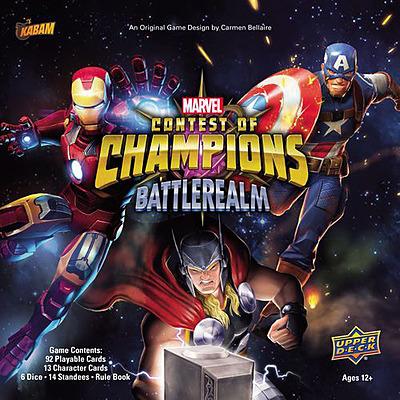 Einfach und sicher online bestellen: Contest of Champions: Battlerealm (Englisch) in Österreich kaufen.