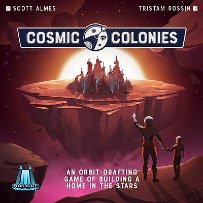 Einfach und sicher online bestellen: Cosmic Colonies (Englisch) in Österreich kaufen.